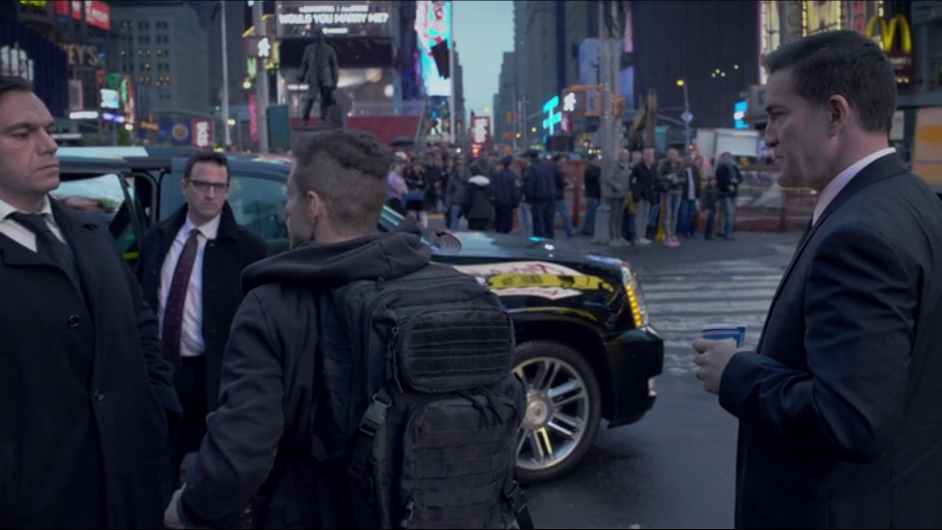 What Backpack Does Elliot From Mr Robot Use?