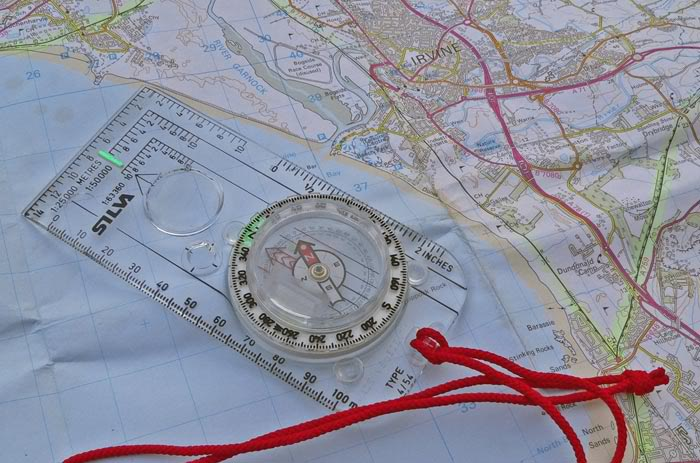 What Type Of Compass Does The Australian Army Use?