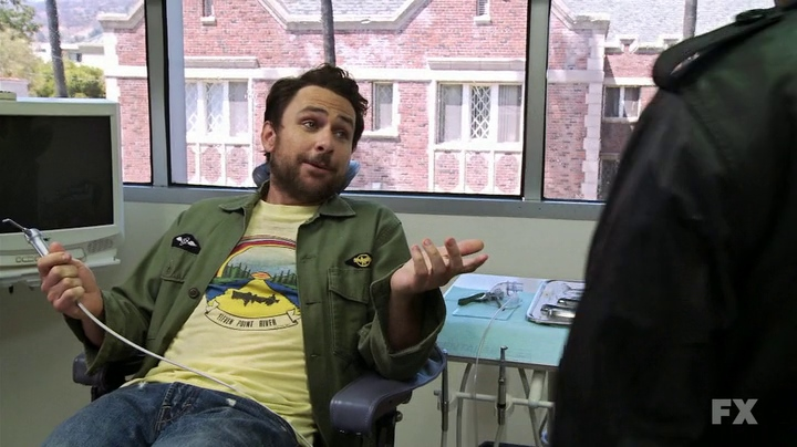 What Jacket Does Charlie Day Wear?